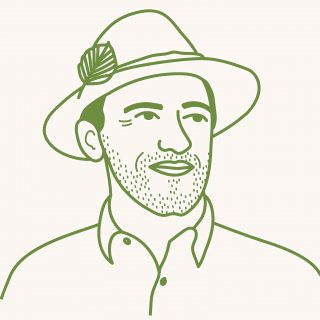 Logo Paul Huber Gartengestaltung